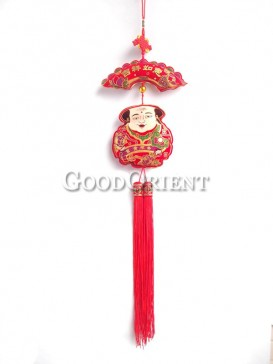 Chinese knot for festivals