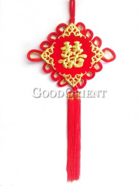 handmade Chinese knot for weddings