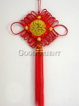 lucky charm Chinese knot