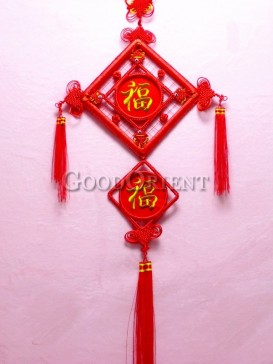 room decoration Chinese knot for blessings
