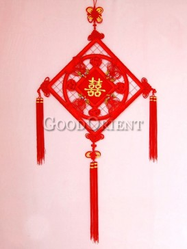lucky wedding Chinese knot