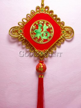 handmade double sides Chinese knot