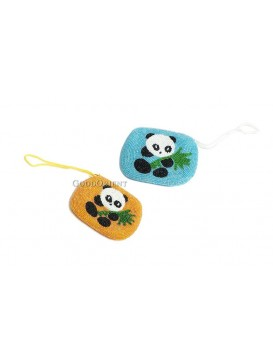 Chinese Panda Coin Bag