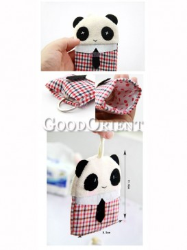 Mr. Panda Key Holder