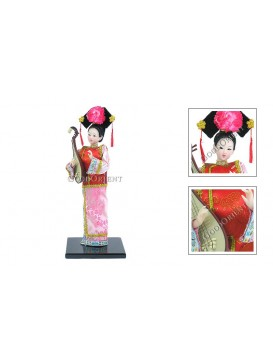 Qing Dynasty Beauty Doll