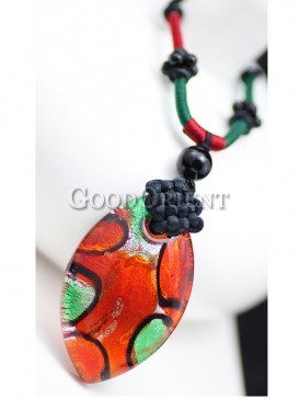 China style handcrafted agate necklace