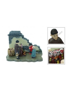 Chinese Miniature Arts---Selling Masks
