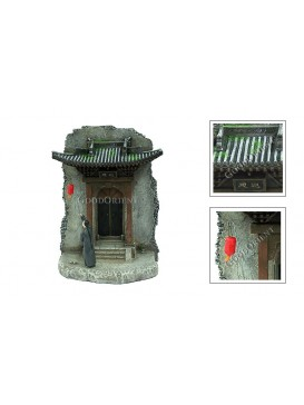 Chinese Miniature Arts---Hanging Lantern