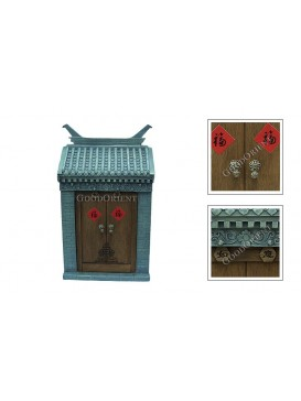Chinese Miniature Arts---Happiness Gate