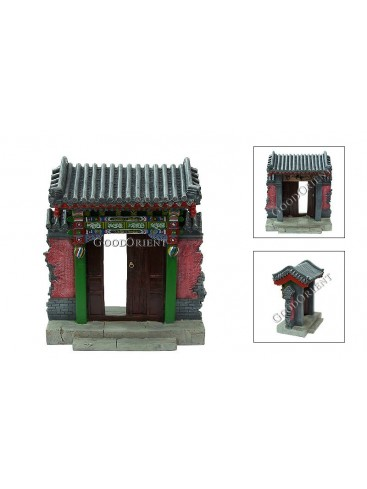 Chinese Miniature Arts---Magnificent Gate
