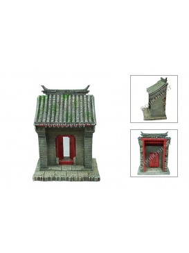 Chinese Miniature Arts---Red Gate