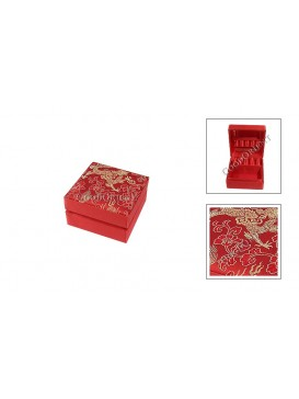 Dragon Jewelry Box---Red