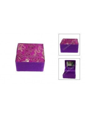 Dragon Jewelry Box---Purple
