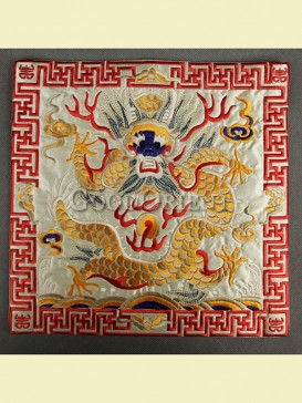 Artistic style of Dragon pattern of mouse pad