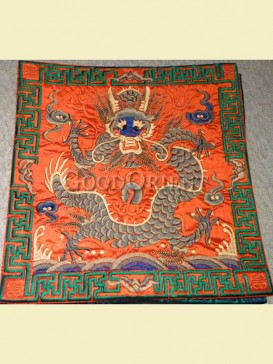 Attractive mouse pad-Dragon pattern