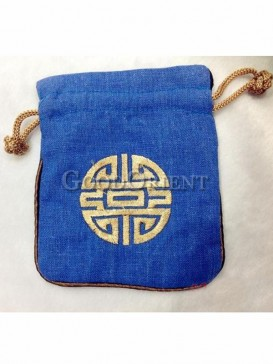 Chinese traditional coin bag