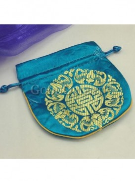 Chic orient style of coin bag