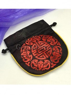 Asian taste coin bag