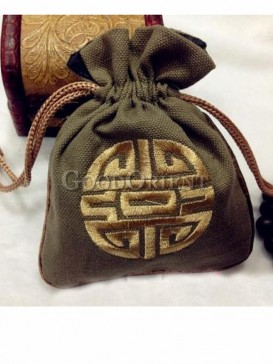 Handicraft elegant style of coin bag