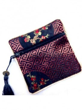 Delicate chinese style of coin bag