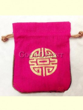 Chinese design of coin bag