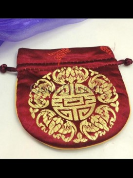 Fashion flower of coin bag