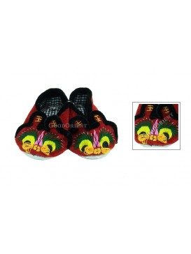 Soft Sole Tiger Shoes---Double King