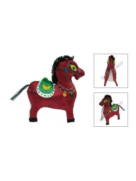 Embroidered Chinese Animals---Horse