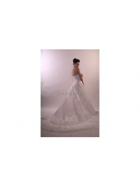 Graceful Princess Wedding Gown