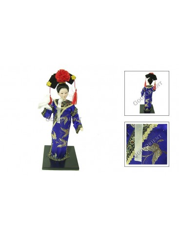Qing Dynasty Beauty Doll---Dancing