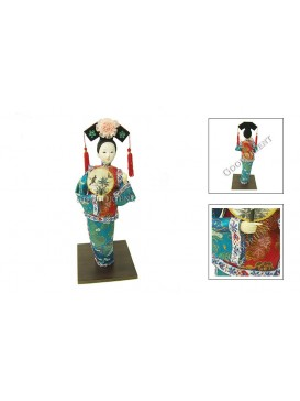 Stranding Qing Dynasty Beauty Doll---Speaking