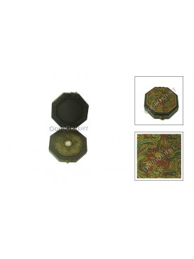 Dragon and Phoenix Feng Shui Lopan---Hexagon