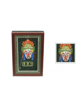 Peking Opera Character Framed Art---Monkey King