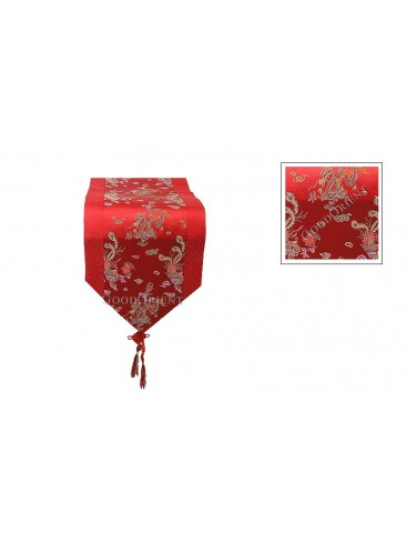 Dragon and Phoenix Table Runner