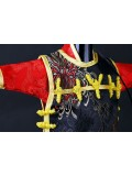 Chinese Qing Dynasty Suit Bottle Holder---Red+Black