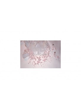 Pink Beauty Beads Necklace