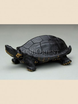 Longevity turtle tea pet