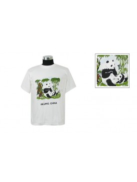 Panda Mother and Son T-shirt