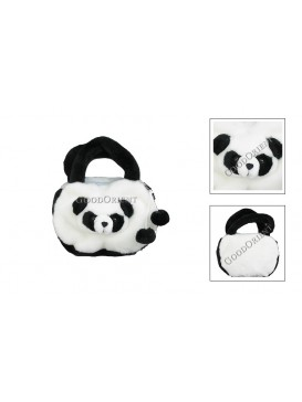 Panda Face Handbag---Big