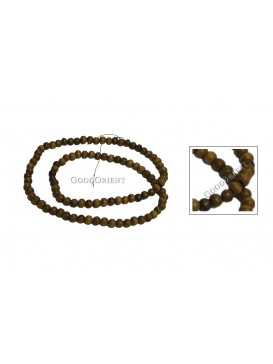 Oriental Protection Long Prayer Cord--Dark Color