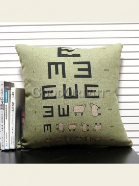 Zakka's vintage style cushion-Sheep