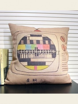 Zakka's vintage style cushion-Lonely Tuesday