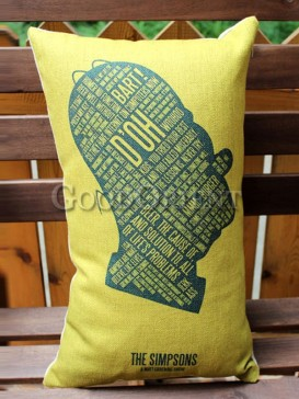 Zakka's vintage style cushion-Simpson