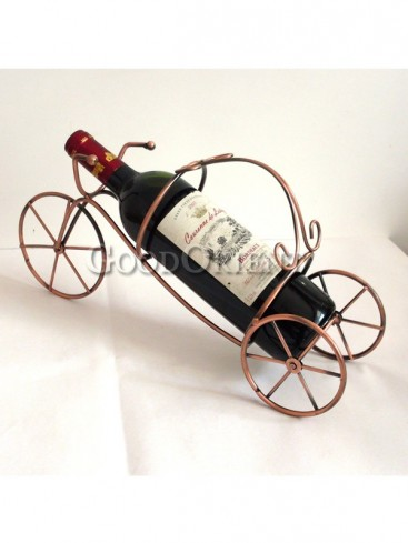 Europe style tricycle  wine holder