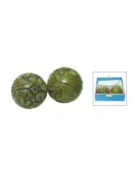 Archaized Bowlder Exercise Ball