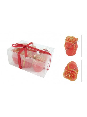 Rose In Summer Candle Set