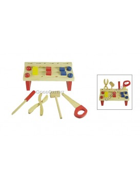 Wooden Tool Stacker