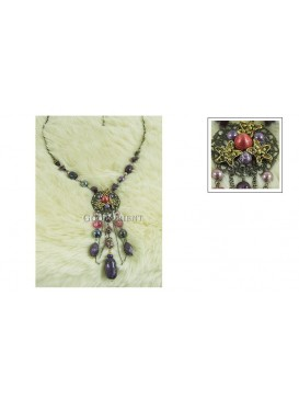 Imitated Tibetan Necklace---Secret Lady