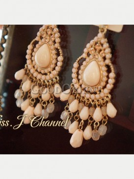 Bohemian vintage marca earrings