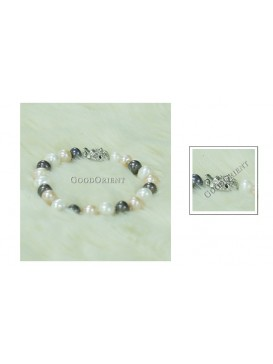 Assorted  Freshwater Pearl Bracelet